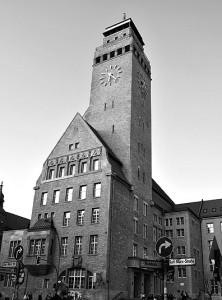 Rathaus.Foto: mr