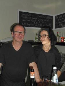 babbo bar Oliver+Letizia