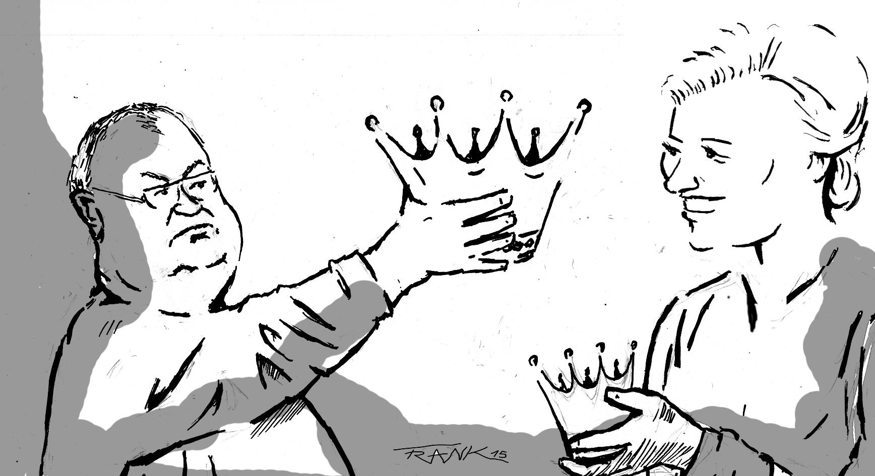 Cartoon Buschi
