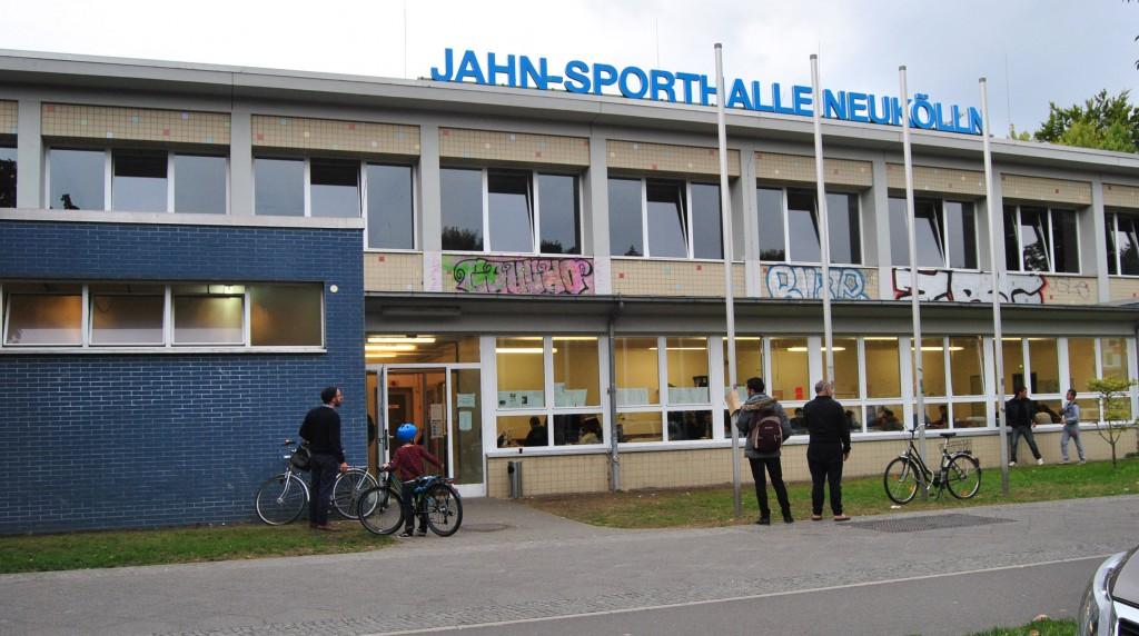 JahnSporthalle