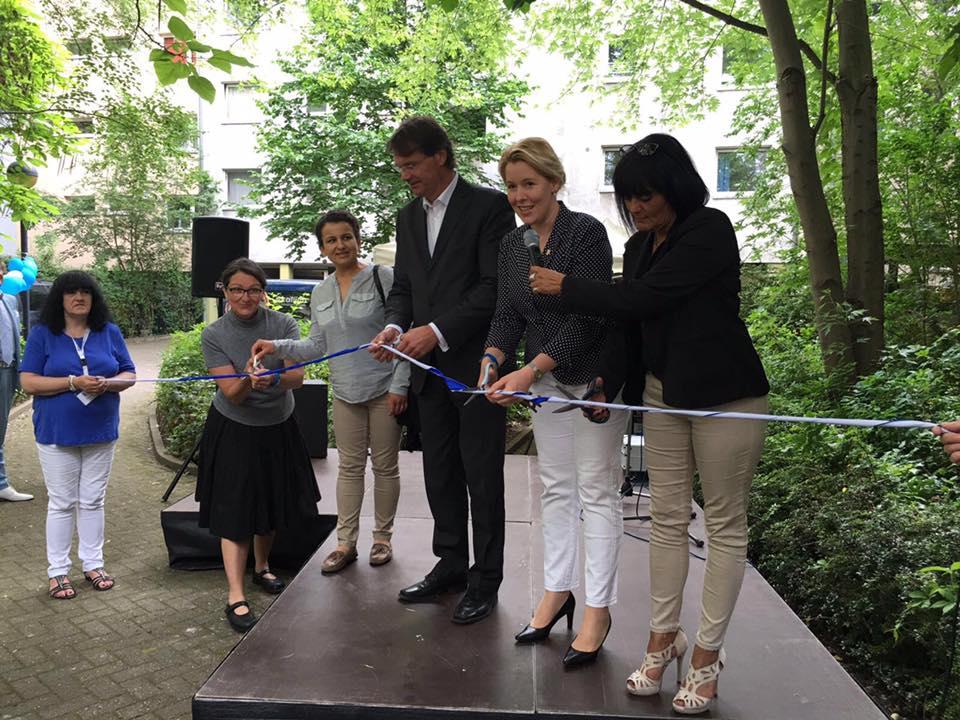 Eröffnung Reuter Bild KK